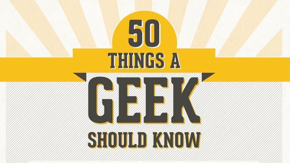 Er du en ekte nerd?