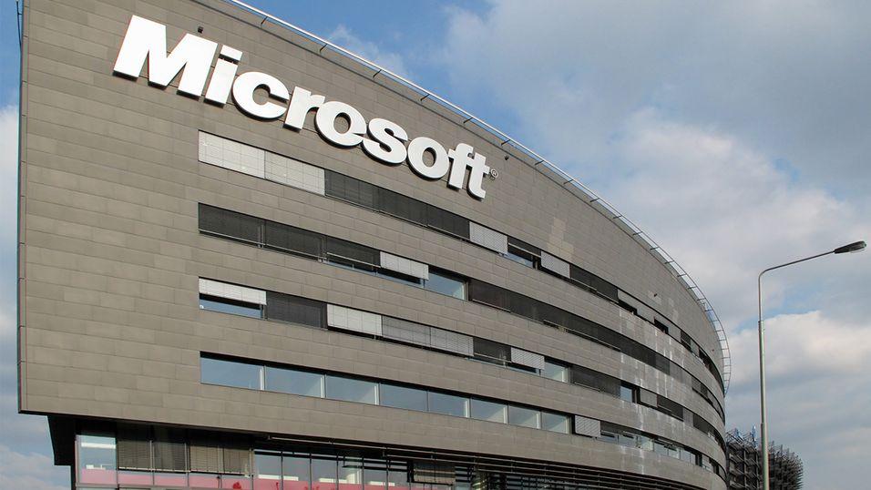 – Splitt opp Microsoft!