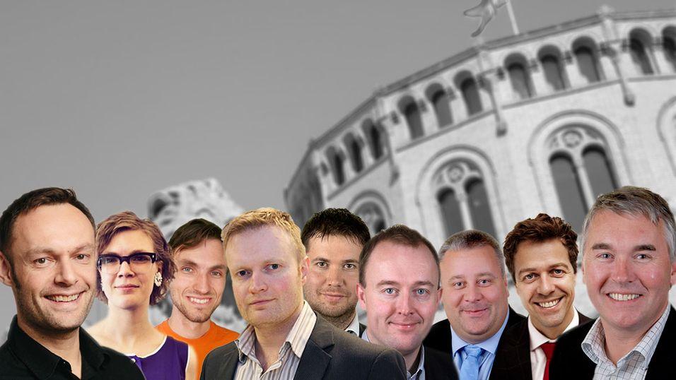VALGET 2013: Vet du hva partiet ditt vil gjøre hvis de får makt?
