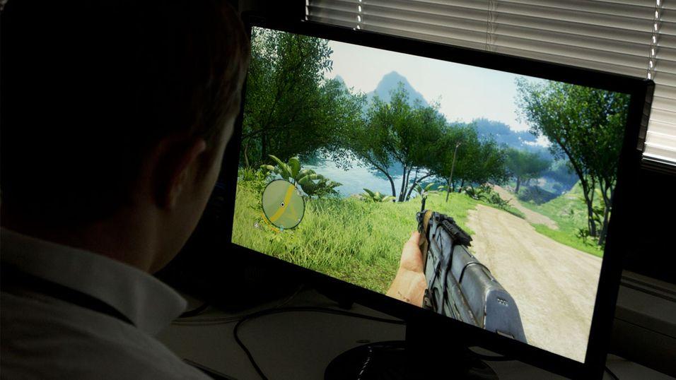 Med en spillskjerm som støtter 120 hertz, kan du med ett enkelt triks få mye bedre spillflyt.