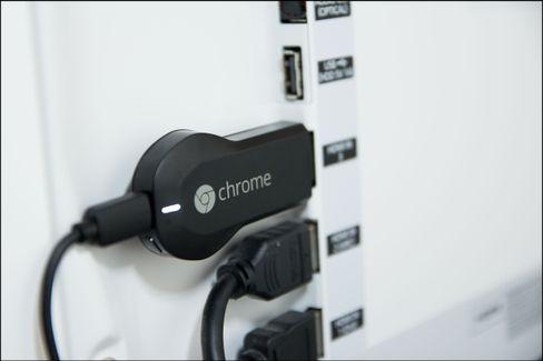 Den gamle Chromecast-modellen har fått mange av de nye funksjonene. Dermed er det ikke sikkert du får så veldig mye igjen for å bytte den ut.