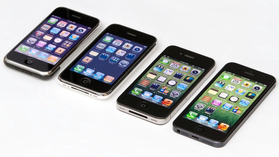 Apple vil at du skal bytte inn disse antikvitetene.
