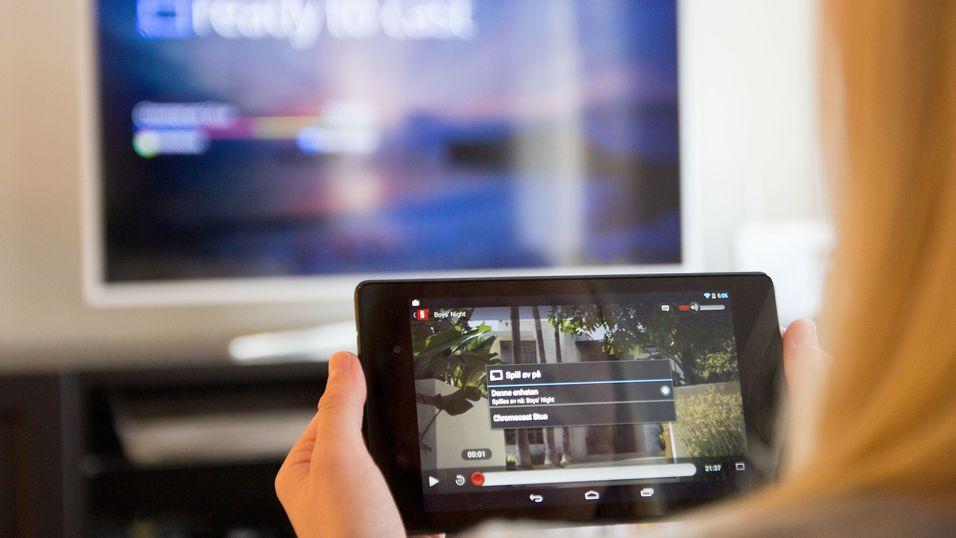 – Ny skjermdelingsfunksjon kommer til Android