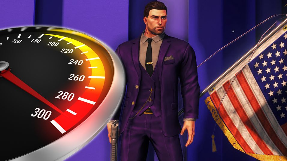 GUIDE: Saints Row IV Slik får du rålekker grafikk i Saint's Row IV