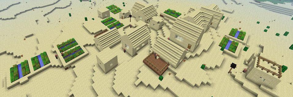 Minecraft får nye miljøer