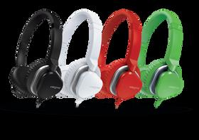 Fire vinnere får hver sine Creative Hitz MA2400-hodetelefoner.