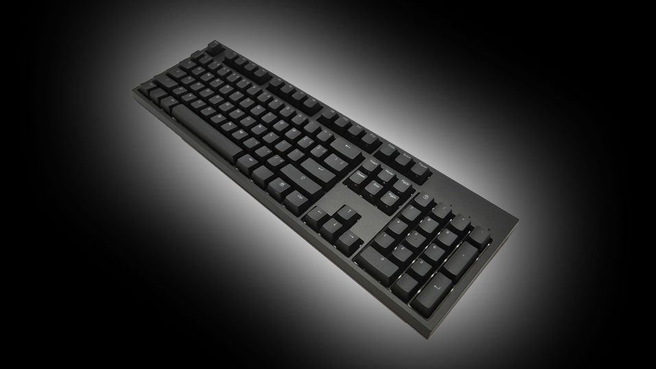 Endelig et mekanisk tastatur uten støyen
