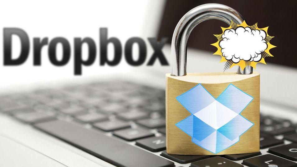 – Dropbox kan hackes