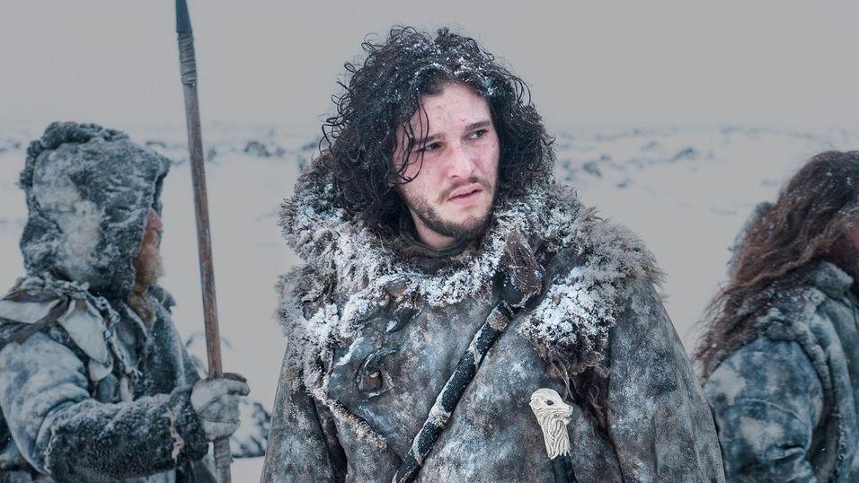 Bli med bak scenen i Game of Thrones