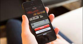 Chromecast kan også brukes fra iOS-produkter.
