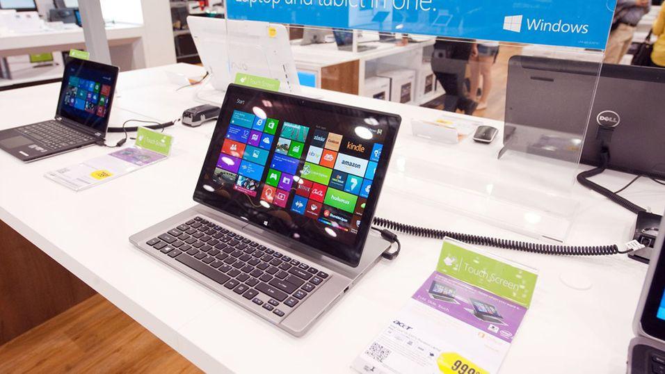 Windows 8.1 blir ingen redning