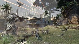 Titanfall fokuserte utelukkende på spillets flerspillerdel.