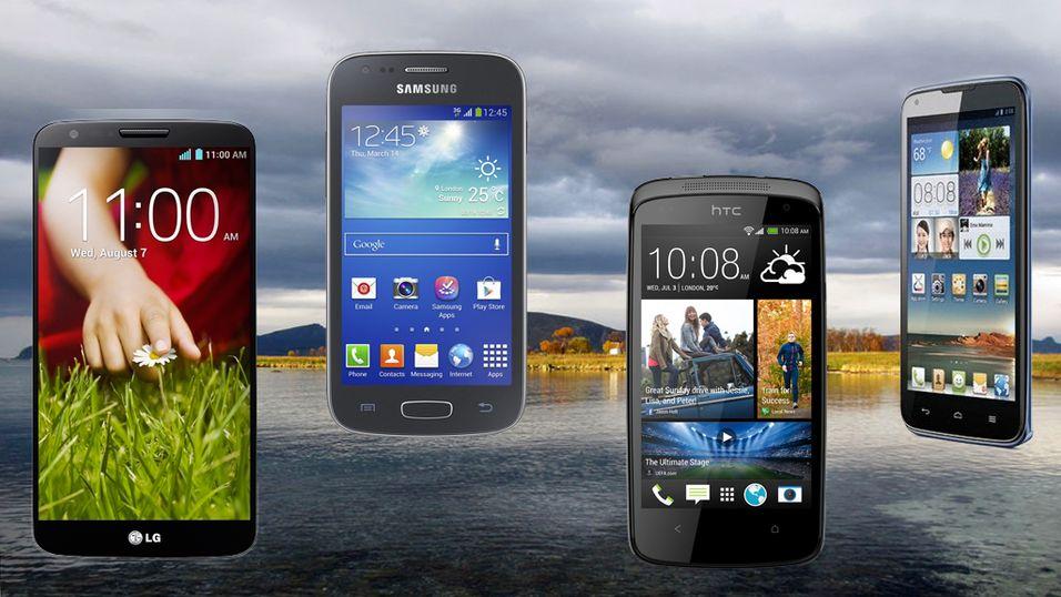 Disse mobilene kommer i salg i september