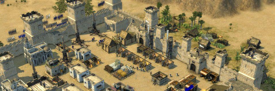 Firefly vil folkefinansiere Stronghold Crusader 2