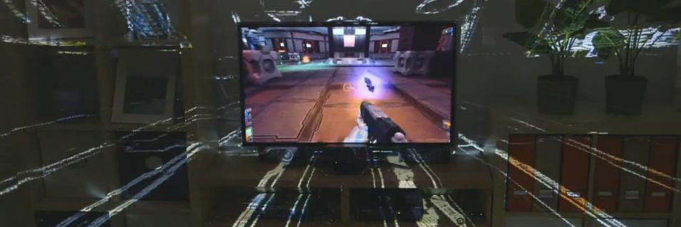 Microsofts IllumiRoom kommer neppe til Xbox One