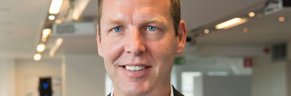 Konsernsjef Johan Dennelind i Teliasonera tiltrådte offisielt på søndag.