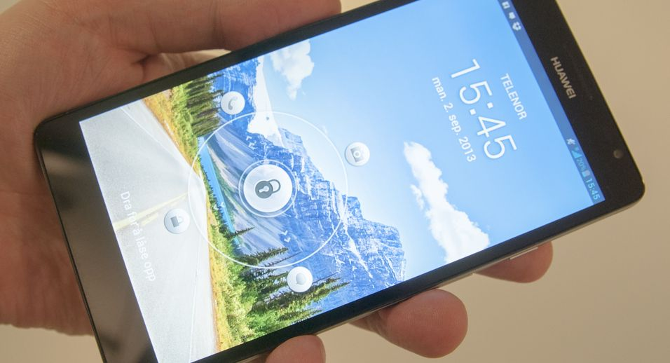 TEST: Huawei Ascend Mate