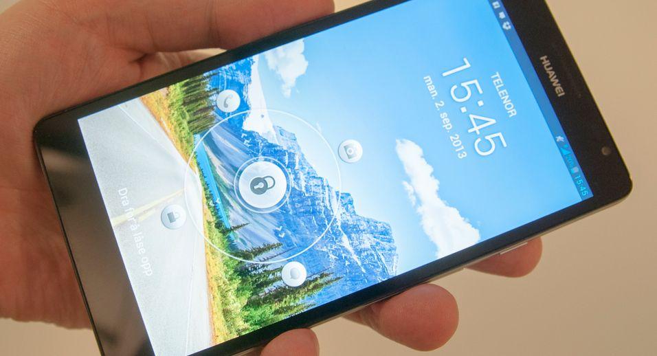 TEST: Huawei Ascend Mate
