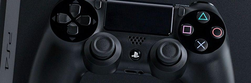 PlayStation 4 får stemmekontroll