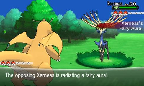 Pokémon X/Y. (Bilde: Nintendo).