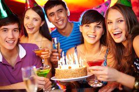 Best å holde festen unna Facebook.