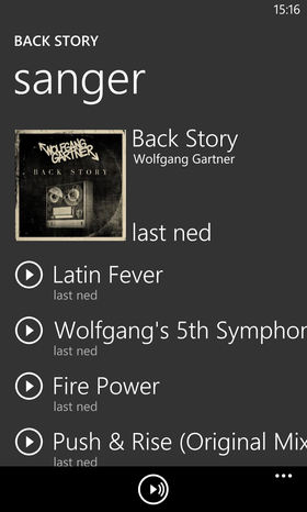Måten Microsoft har organisert musikktjenestene bringer tilbake minner om gammelt rot.