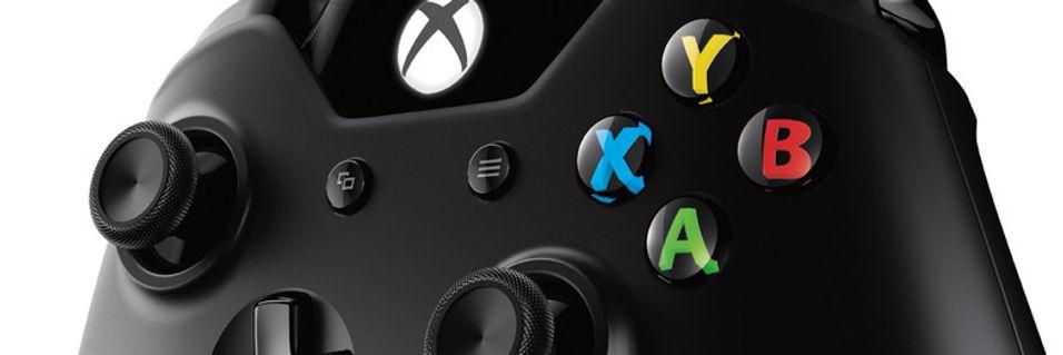 Xbox One støttar åtte kontrollerar