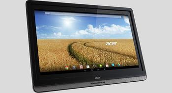 Acer velger Android til sin nye alt-i-ett-PC