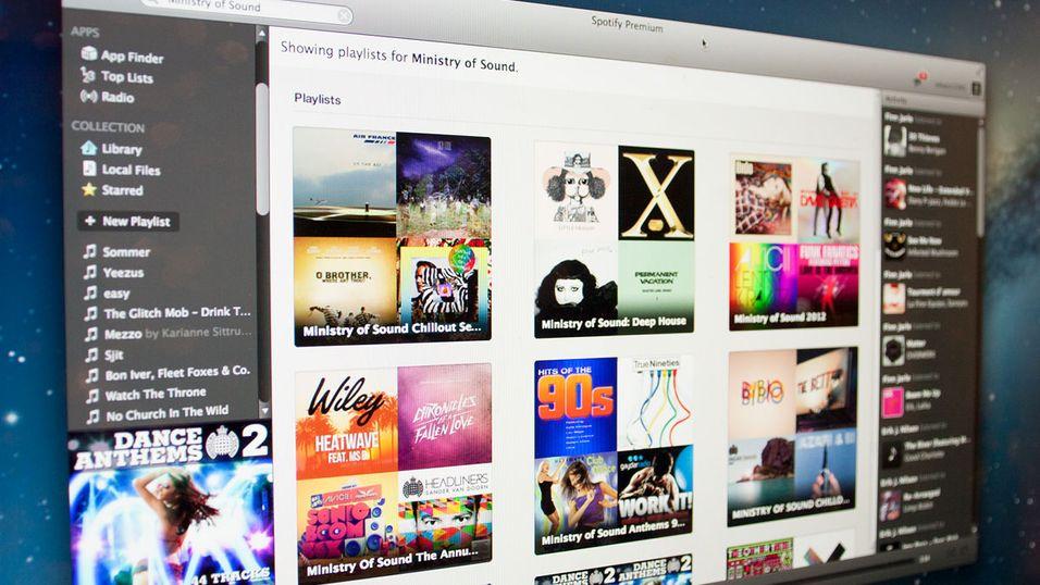 Disse spillelistene er i sentrum at et nytt søksmål mot Spotify.