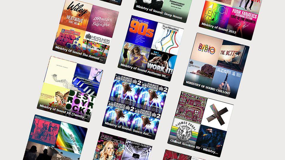 Saksøker Spotify på grunn av spillelister
