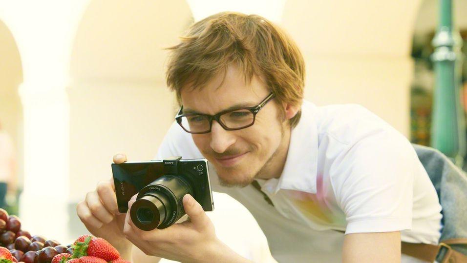 SNIKTITT: Et slikt kamera har du aldri sett før