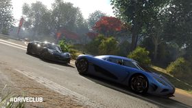 DriveClub ble Evolution Studios siste spill.