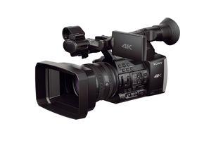 Sony Handycam FDR-AX1E.