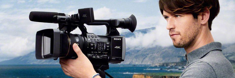 Sony lanserer action, 4k-oppløsning og god lyd