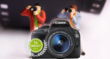 Test: Canon EOS 100D