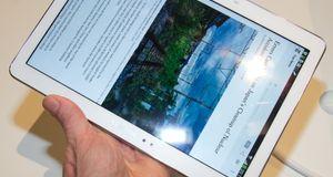 Samsung Galaxy Note 10.1 2014 Edition Nye Note 10.1 – lettvekter med heftig skjerm