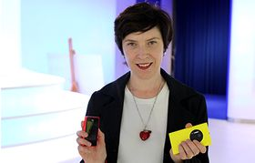 Tuula Rytilä fra Nokia Conversations.