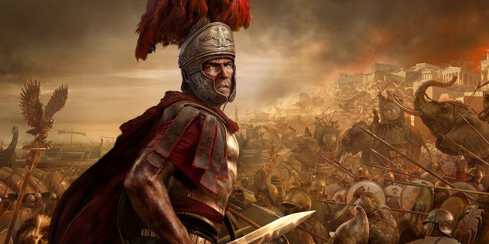ANMELDELSE: Total War: Rome II