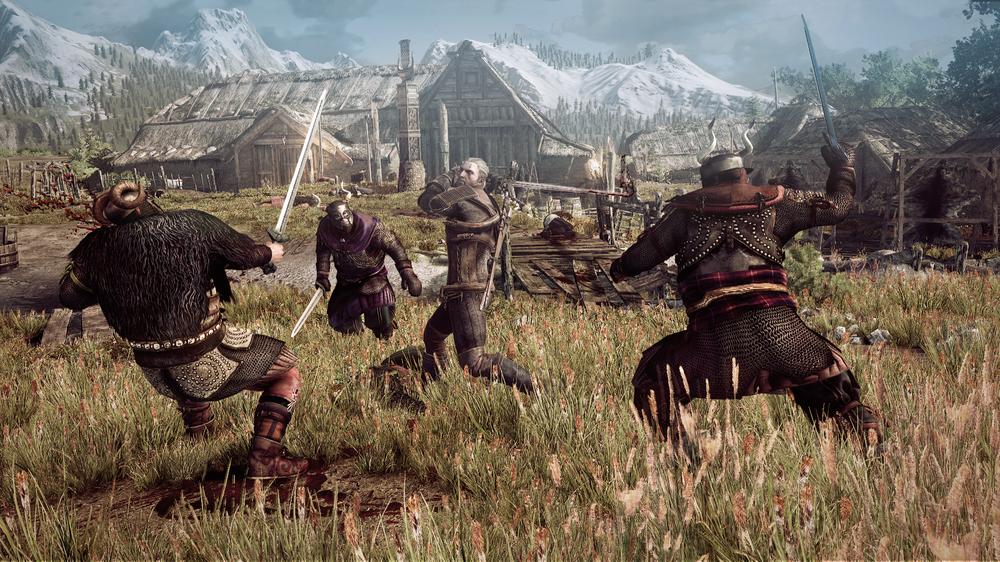 The Witcher 3: Wild Hunt har noen fordeler på grunn av bakomliggende sysyemer.