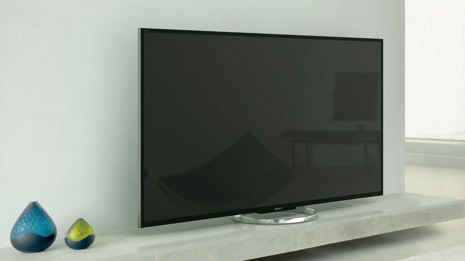 Dette er Sonys nye design-TV