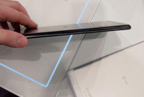 LG G Pad har 8,3 tommer stor skjerm, og er 8,3 millimeter tykt.