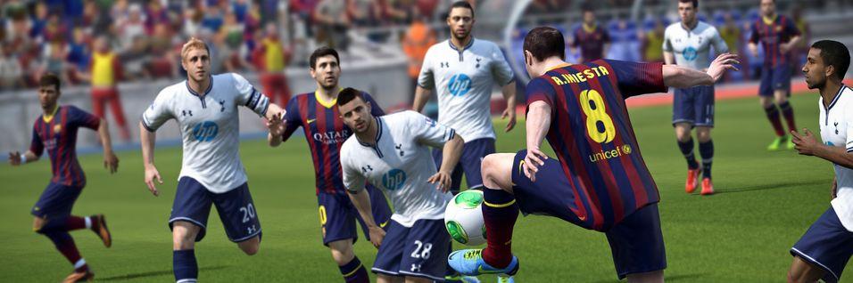 SNIKTITT: FIFA 14