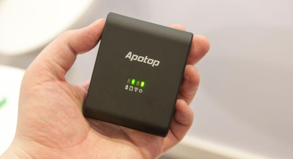 Apotop Wi-Copy er det fulle navnet til denne tusenkunstneren. Den koster i underkant av 700 kroner.