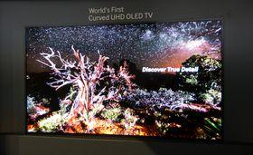 Griselekkert bilde fra Samsung.
