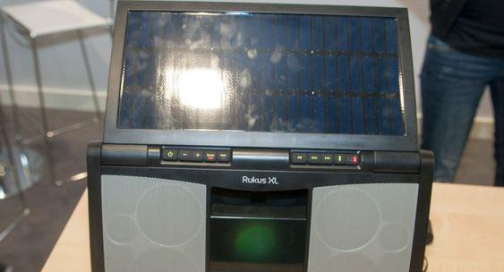 Rukus XL: Dette er et kraftverk av en trådløs høyttaler.