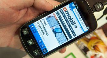 Denne mobilen skal være superenkel i bruk