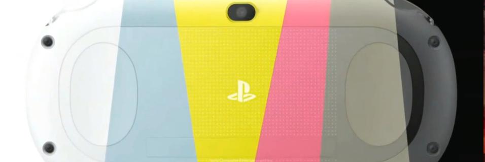 Nå får PS Vita sin første nydesign