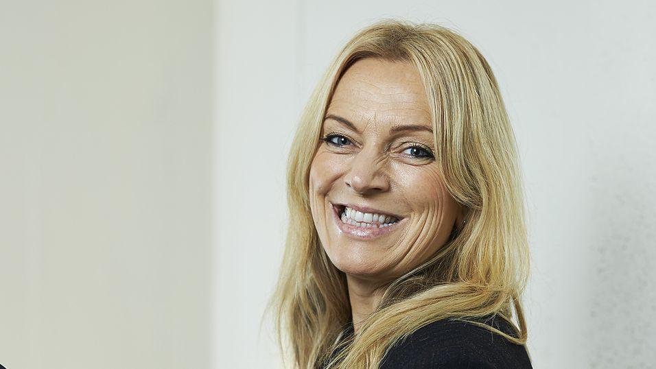 Torill Nag blir styreleder i Bergen fiber. Hun ser på satsingen som en langsiktig investering.