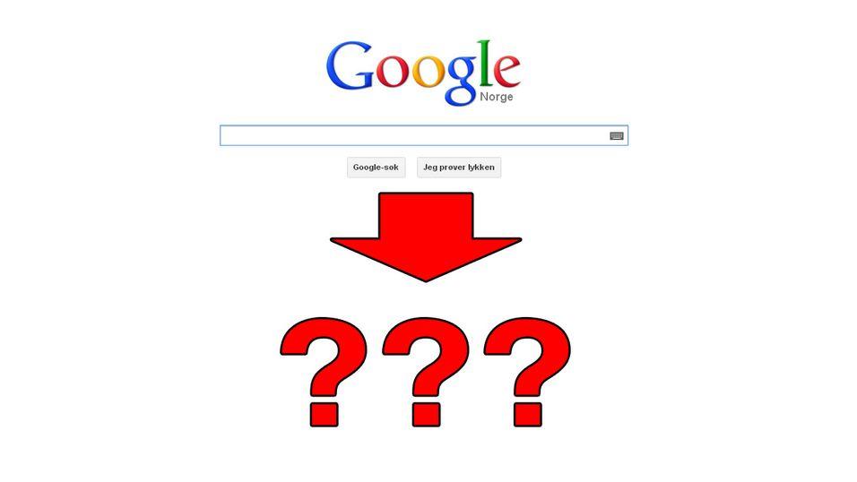 Er dette den nye Google-logoen?