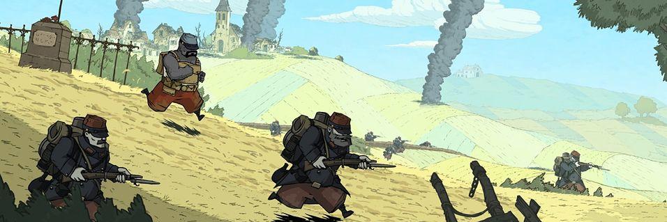 Ubisoft byr på unik krigsfortelling
